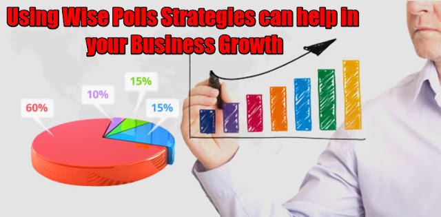 Using Wise poll strategies can help in your business growth
