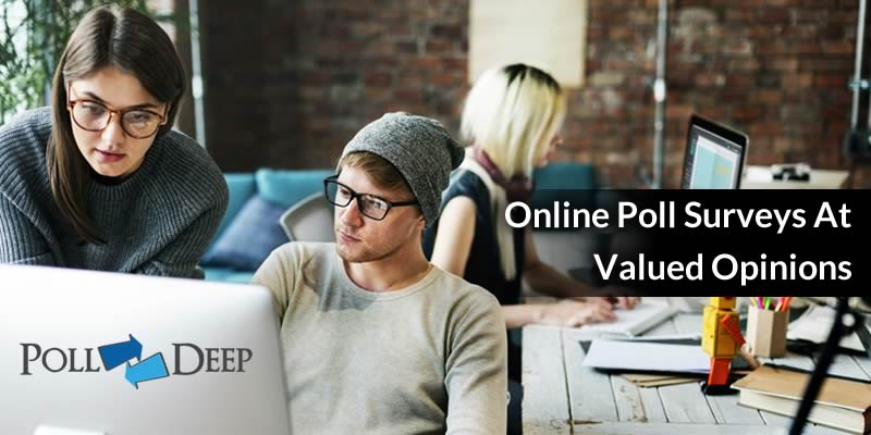 Online Poll Surveys At Valued Opinions