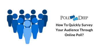 How to Quickly Survey Your Audience Through Online Poll?