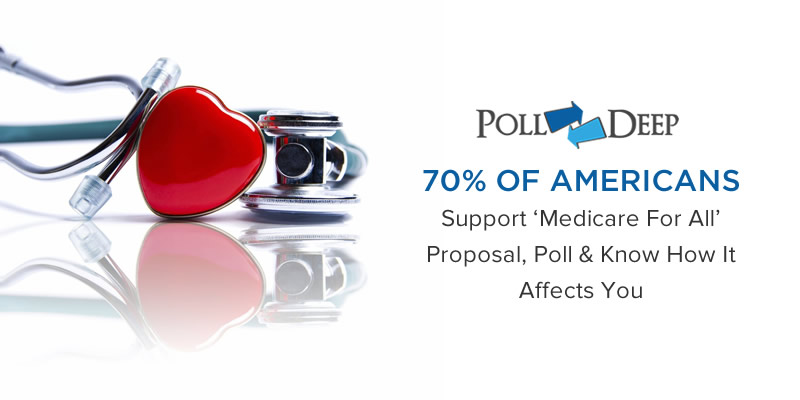 70% Of Americans Support 'Medicare For All' Proposal, Poll & Know How It Affects You