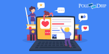 How Blogger can Use Embedded Polls in Website