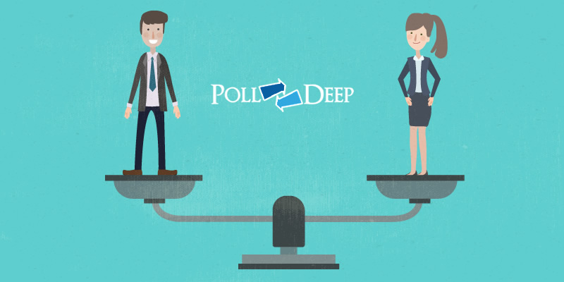 Poll & Find Best Way To Achieve Gender Equality