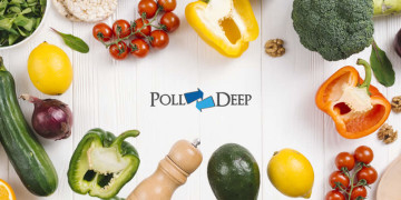 Poll to Gauge Collective Level of Vegetarianism World Vegetarian Day