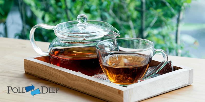 Online Polls Tea Is The Most Widely Used Beverage In The World After Water!