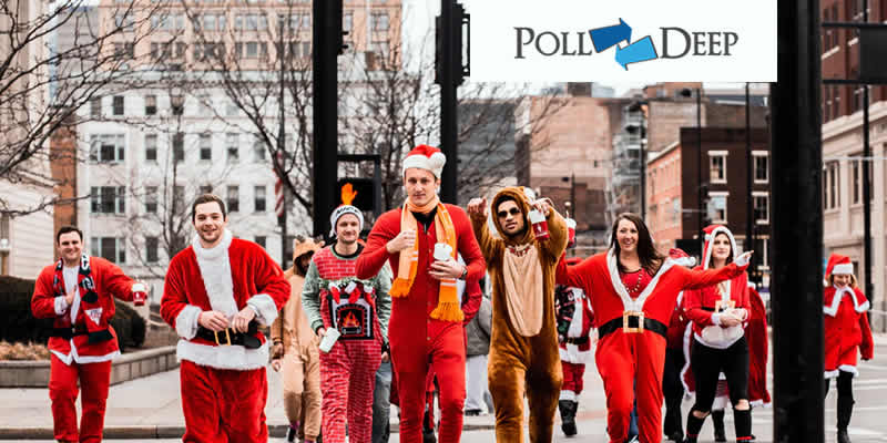 Online Survey Celebrating Christmas As Religious Or Cultural Holiday