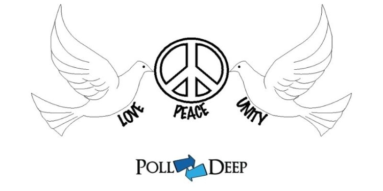 Conduct Online Poll To Learn Intresting Ideas To Celebrate International Peace Day!