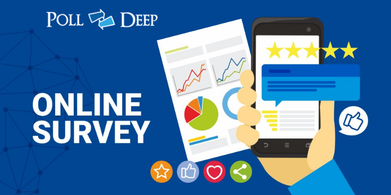You Must Share The Online Surveys With The Maximum Number Of People To Get The Best Results